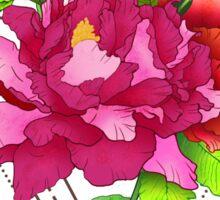 Flower Zen Sticker