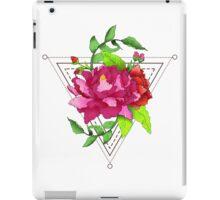 Flower Zen iPad Case/Skin