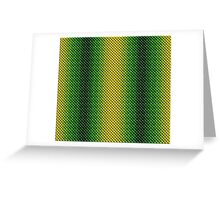 Dragon Scales 2 Greeting Card