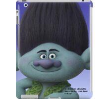 Branch--Trolls Movie iPad Case/Skin
