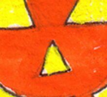 Halloween Pack - the Jack o' Lantern Sticker