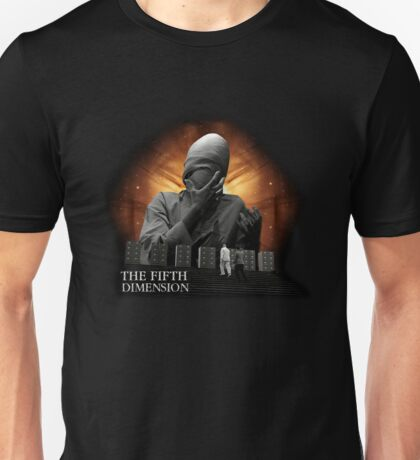Twilight Zone the Fifth Dimension Unisex T-Shirt