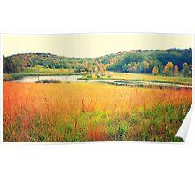 LG G5 Maplewood Autumn Poster