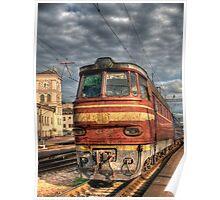 Kyiv - Odesa Express Poster