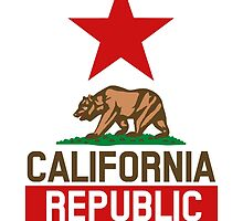 California Republic Design by Garaga