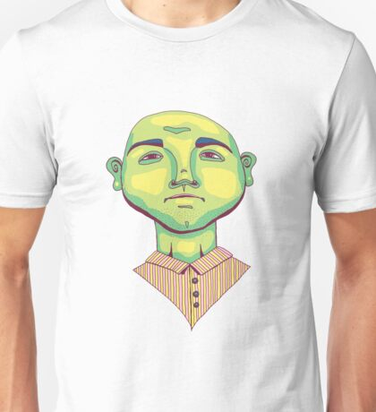 Greenish Unisex T-Shirt