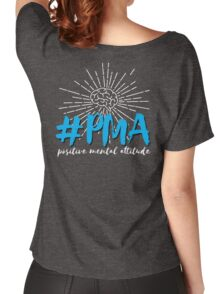#PMA Women's Relaxed Fit T-Shirt