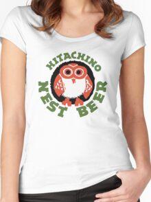 Hitachino Nest Beer Japanese Women's Fitted Scoop T-Shirt