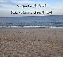 See You On The Beach by bonfiredesigns