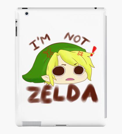 Link - Zelda iPad Case/Skin