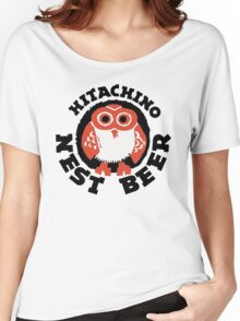 Hitachino Nest Beer Japanese Women's Relaxed Fit T-Shirt