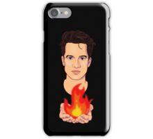crazy=genius iPhone Case/Skin