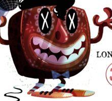 James Brownie Sticker