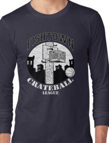Fishtown Crateball League Long Sleeve T-Shirt