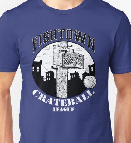 Fishtown Crateball League Unisex T-Shirt