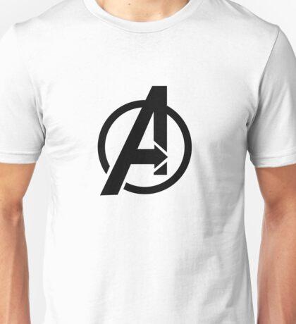 Avengers Logo Unisex T-Shirt