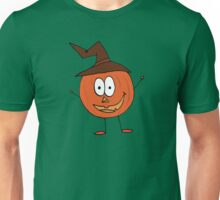 Thanksgiving Pumpkin Unisex T-Shirt