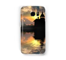 Silhouettes of the Christianity Samsung Galaxy Case/Skin