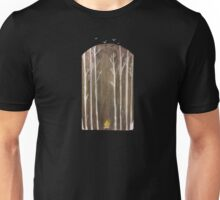 Campfire in the Woods Unisex T-Shirt