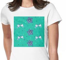 Butterflies & Stars Womens Fitted T-Shirt