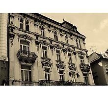 Bratislava Photographic Print