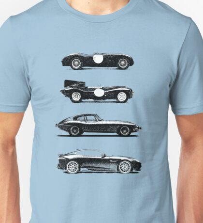 Evolution of the Cat Unisex T-Shirt