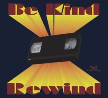 Be Kind Rewind Ver. 6 Baby Tee