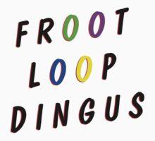Froot Loop Dingus by dellycartwright