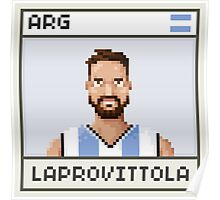 Laprovittola - ARG Poster