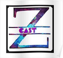 Zachcast Twitch Poster
