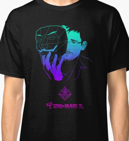 Snowden - Guy Fawkes Classic T-Shirt