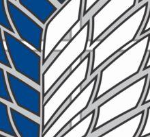 Attack On Titan Recon Corps Logo Sticker