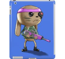 """""""Coco"""" from the Merry Furries Squad iPad Case/Skin"""