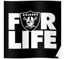 Raiders For Life Poster