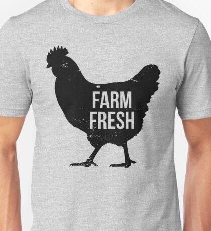 Farm Fresh Chicken Eggs Unisex T-Shirt