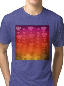 Koala Sun / Day  Tri-blend T-Shirt