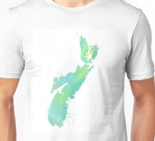 Watercolour Province - Nova Scotia  Unisex T-Shirt