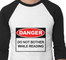 DANGER! Men's Baseball ¾ T-Shirt