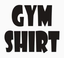 gym shirt by joba1366