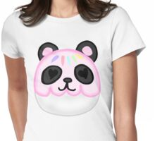 Sweet Panda Womens Fitted T-Shirt