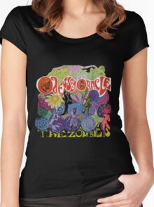 The Zombies - Odessey and Oracle Women's Fitted Scoop T-Shirt