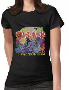 The Zombies - Odessey and Oracle Womens Fitted T-Shirt