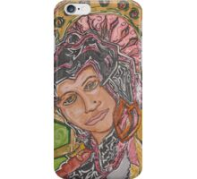 Lady of Gold iPhone Case/Skin