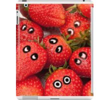 Strawberry fun. iPad Case/Skin