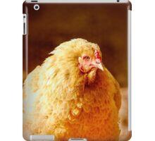 The Golden Chicken iPad Case/Skin