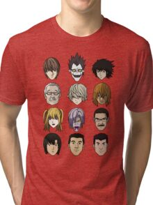 Death Note Tri-blend T-Shirt