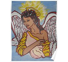 my lovely nubian angel Poster