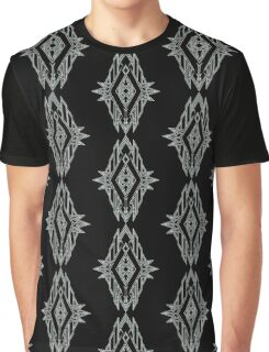 Abstract Triangle Art Pattern Graphic T-Shirt