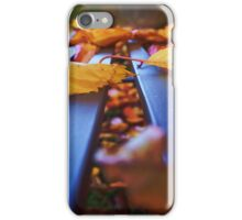 Gold Topped Table iPhone Case/Skin
