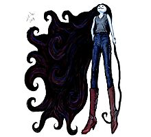 """""""Marceline in Jeans, 2014"""" Photographic Print"""